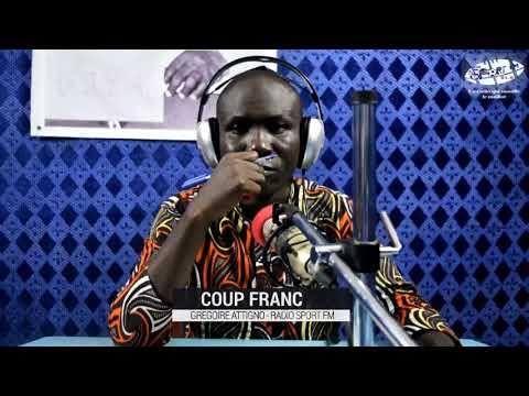 SPORTFM TV - COUP FRANC DU 13 JUIN 2019 PRESENTE PAR GREGOIRE ATTIGNO