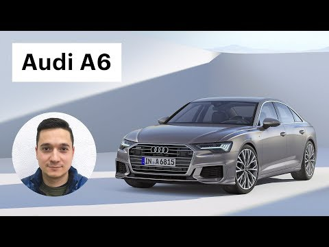 Новая Ауди А6 С8 самый первый обзор на русском Audi A6 2018