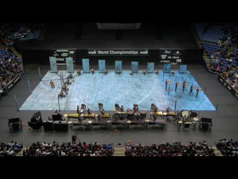 """Chino Hills HS 2017 """"Through Aging Eyes"""" WGI finals up top camera"""