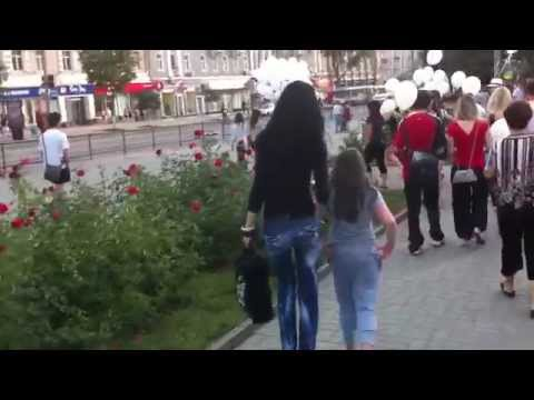 Видео, Флэшмоб памяти Майкла Джексона