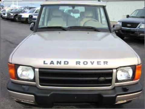 2002 Land Rover Discovery II - Cincinnati OH