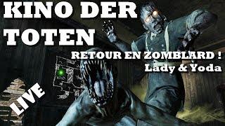 [Black-Ops 1 - Kino] En Live // Allons se faire doser pour notre grand retour en zombie!