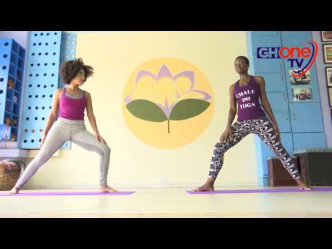 HEALTH & WELLBEING - YOGA WITH NANA AMOAKO-ANIN