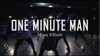 Missy Elliott - One Minute Man / Dance Choreography by @jeremyiturri