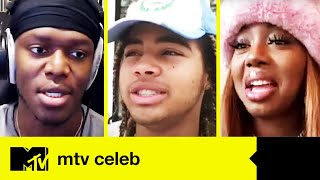 KSI, 24kGoldn, Ms Banks And More Talk About The Black Celebs They Really Stan | MTV Celeb