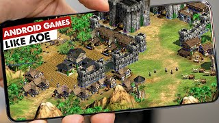Android Games Like Aġe of Empires | Top 10 Games like AOE 2020