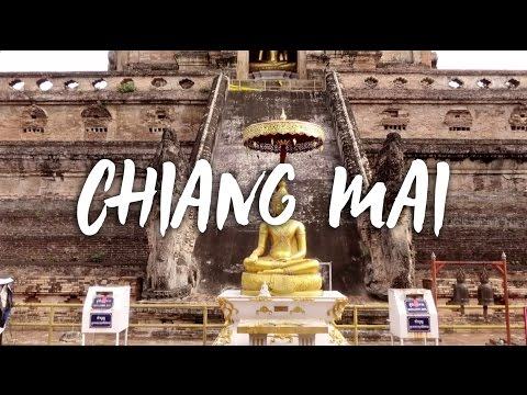 Thailand Travel: Temple Hunting in Chiang Mai