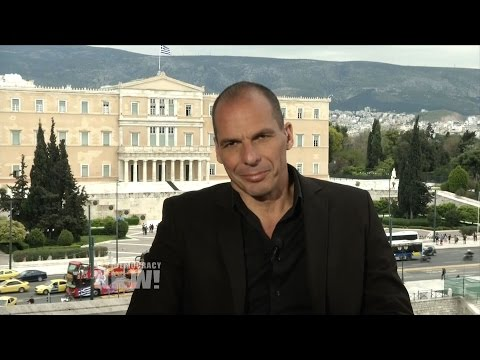 Greece's Yanis Varoufakis: The Medicine of Austerity Is Not Working, We Need a New Treatment