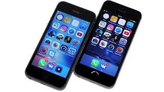 iPhone 5 vs. iPhone 5S - СРАВНЕНИЕ! ЧТО ЖЕ КУПИТЬ?(Регистрируемся ➜ https://goo.gl/V2IwBB и экономим миллионы на покупках :) ○ Купить iPhone можно здесь: iPhone 5 ➜ https://goo.gl/7..., 2016-08-16T16:30:01.000Z)