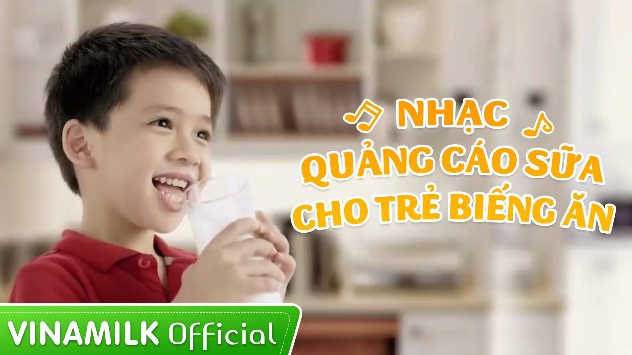 Vinamilk – Nhạc quảng cáo sữa cho trẻ – bé biếng ăn mới nhất 2014 – 2015
