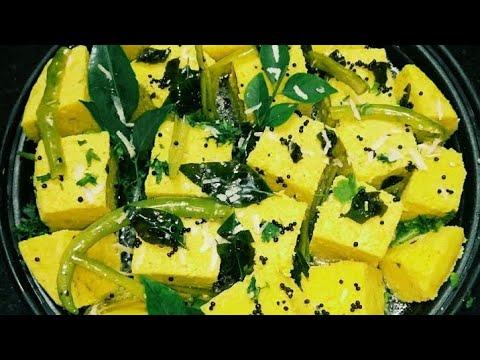Perfect Dhokla Easy Recipe