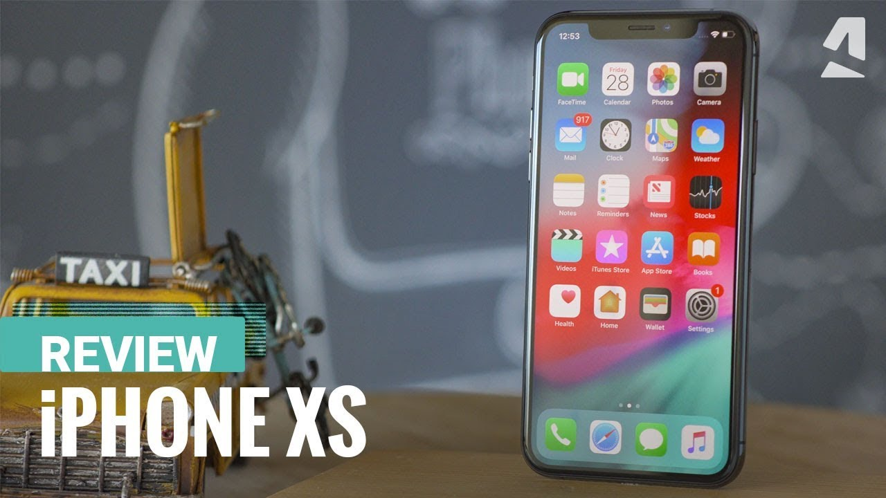 Apple iPhone XS - Full phone specifications