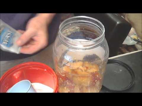 How To Make Home Made Hooch.