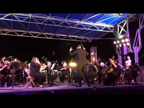 Louisville Civic Orchestra with The Louisville Crashers - Kashmir