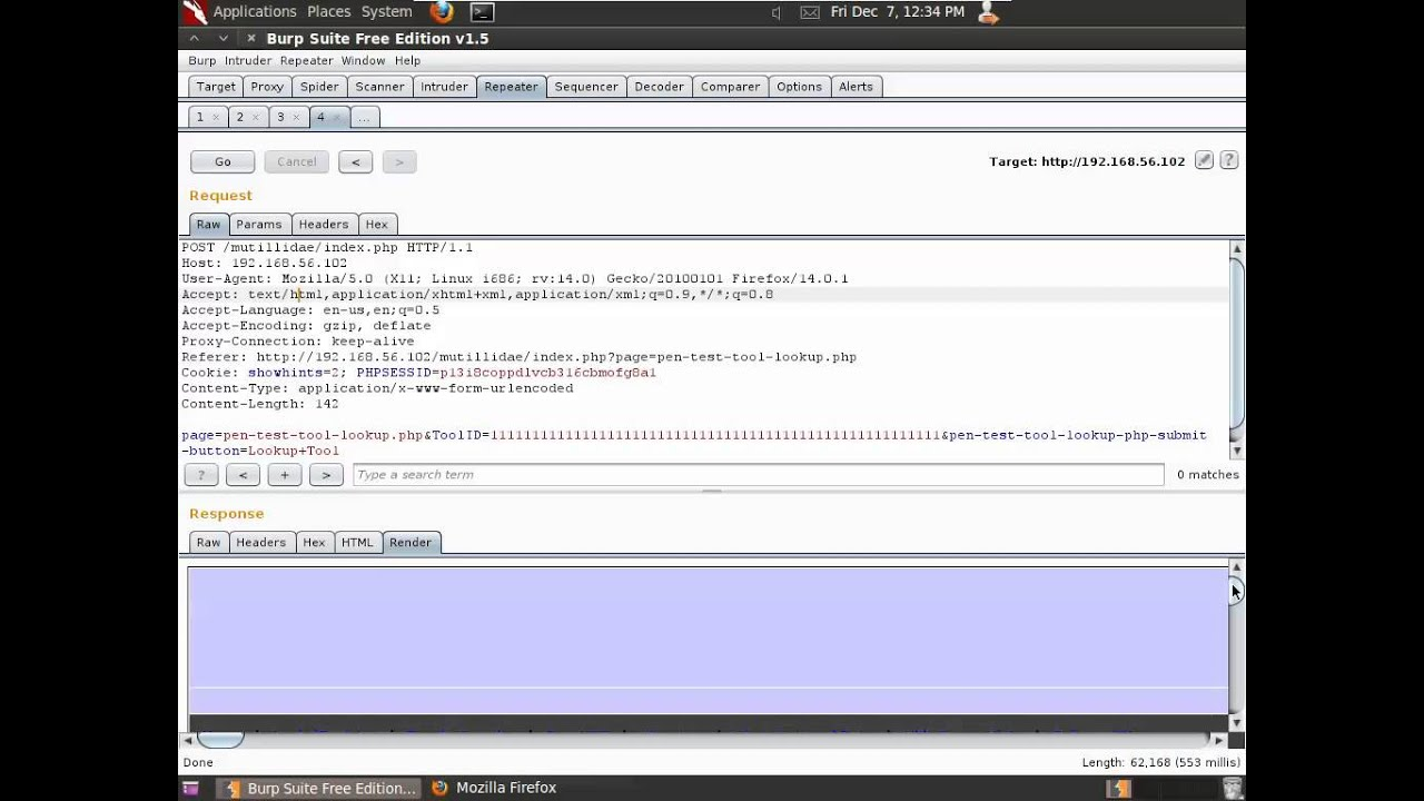 Introduction to Installing, Configuring, and Using Burp-Suite Proxy