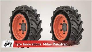 Tyre Innovations Mitas PneuTrac