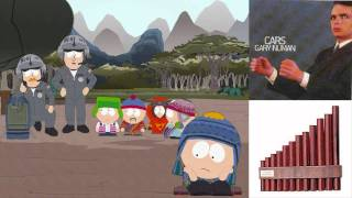 South Park - Gary Numan's Cars
