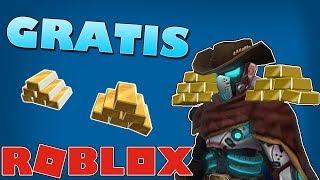 GOLD MANS LIKE GET THEM!! | OBJETS ROBLOX GRATUIT ? 17 ans ETA