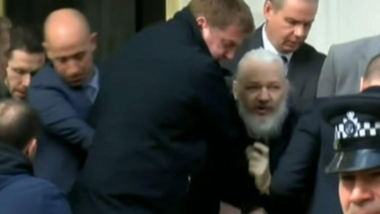 Assange Arrested | 9 News Perth