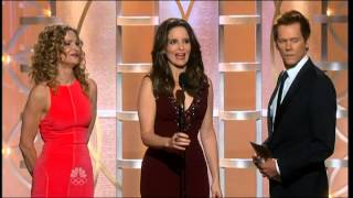 Golden Globes 2014 Highlights - Including George Clooney Jokes and a Drunk Emma Thompson