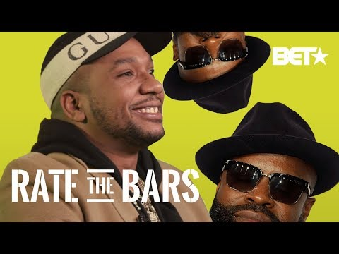"CyHi The Prynce Stamps Black Thought With ""God-Level Status"" For These Bars 