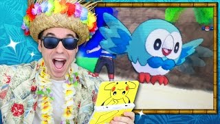 LIVE!! SHINY ROWLET AFTER 2992 SOFT RESETS! | Supreme Shinies