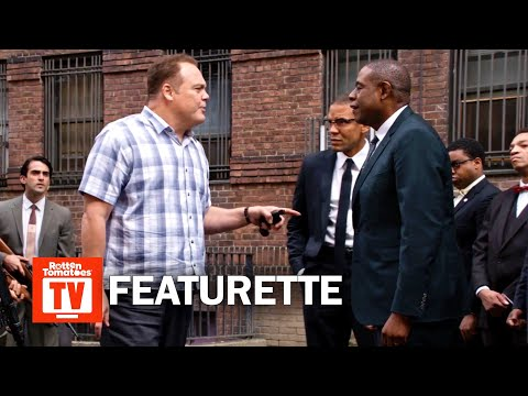 Godfather of Harlem Season 1 Featurette | 'Forest Whitaker & Vincent D'Onofrio' | Rotten Tomatoes TV