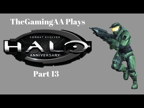 Halo Combat Evolved Part 13: The Library
