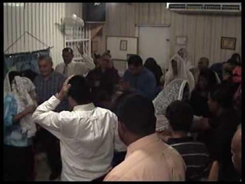 """Primera Iglesia de Dios Fajardo """"Corazo de Fuego/Ministracion  3/18/06"""