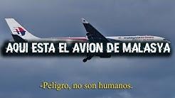 Aquí encontraron el Avión de Malasya Arlines después de 4 años