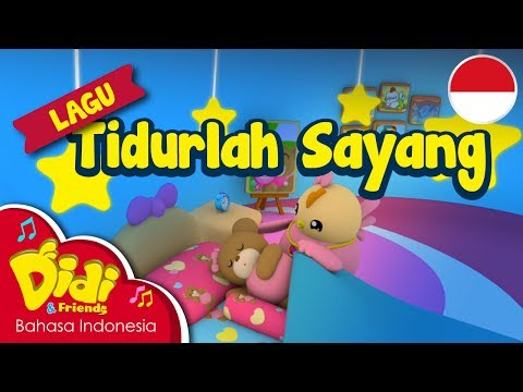 Lagu Anak-Anak Indonesia | Didi & Friends | Tidurlah Sayang