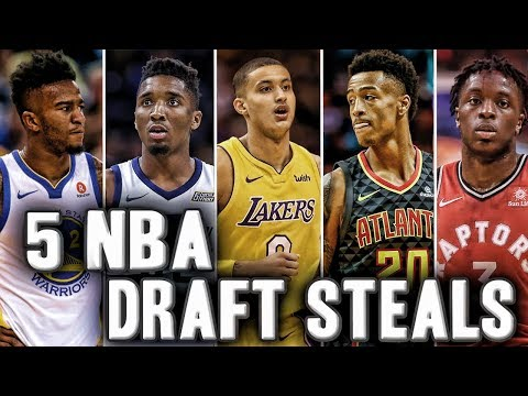 5 Steals From The 2017 NBA Draft   Is Donovan Mitchell A Future MVP?