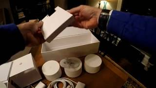Google Mesh Wifi System unboxing and setup