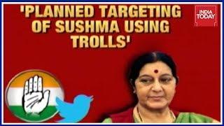 Questioning Sushma Swaraj Tantamount To Trolling? | People's Court