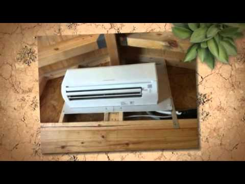 Garage Attic Or Basement Applications Of Ductless