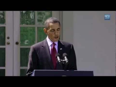 President Obama sings What Makes You Beautiful