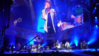 The Rolling Stones Roma 22-06-14 Streets of love HD