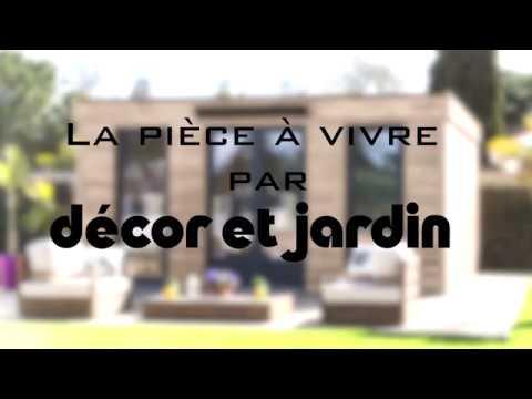 Décor et Jardin - montage d'un Décor' Home - installation of a Decor' Home garden studio