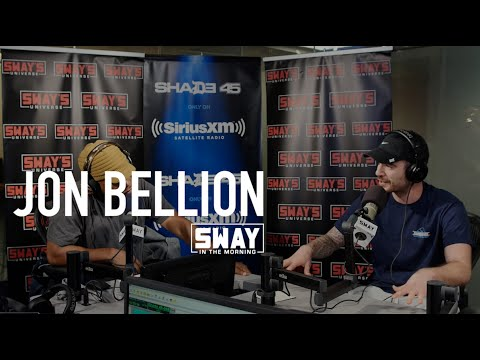 Jon Bellion on Letting His Music Speak for Itself + Writing For Eminem & 5 Fingers of Death!