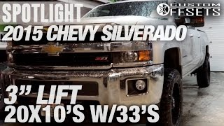 Spotlight - 2015 Chevy Silverado, 3