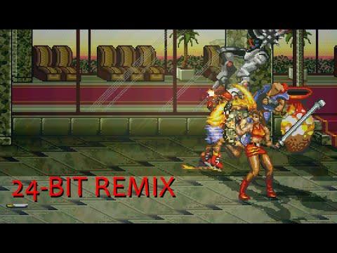 Streets Of Rage 2 - SOR Super Mix(24-Bit Remix)