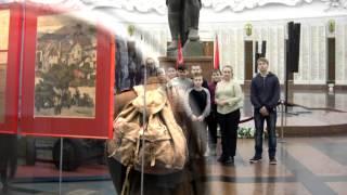 Поездка 6а класса  в Центральный музей Великой Отечественной войны на Поклонной горе