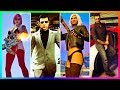 The 15 Different Types Of Players In GTA Online!