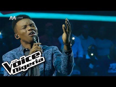 "Bada - ""To Love Somebody""!/ Live Show/ The Voice Nigeria Season 2"