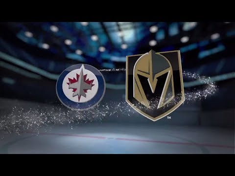 Winnipeg Jets vs Vegas Golden Knights - Nov. 10, 2017 | Game Highlights | NHL 2017/18.Обзор матча