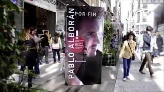 """Pablo Alborán - Estreno """"Por fin"""" en Argentina"""
