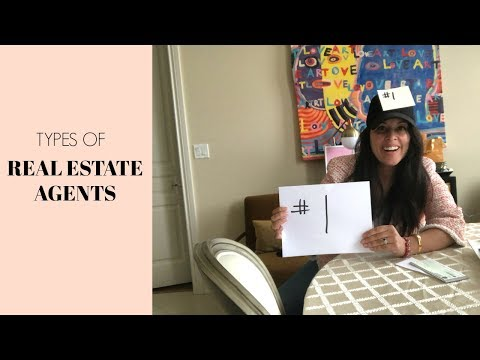 Types of Real Estate Agents | Funny Real Estate GirlBoss