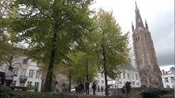 Brugge Belgie: Chocolade sex toys, Bier en prachtige gebouwen