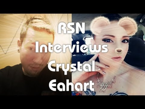 rsn with crystal eahart on truthfully trisha and everything that s