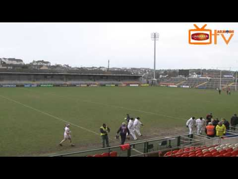 Armagh v Down - Allianz Hurling League Rionn 2B (16/02/2014)